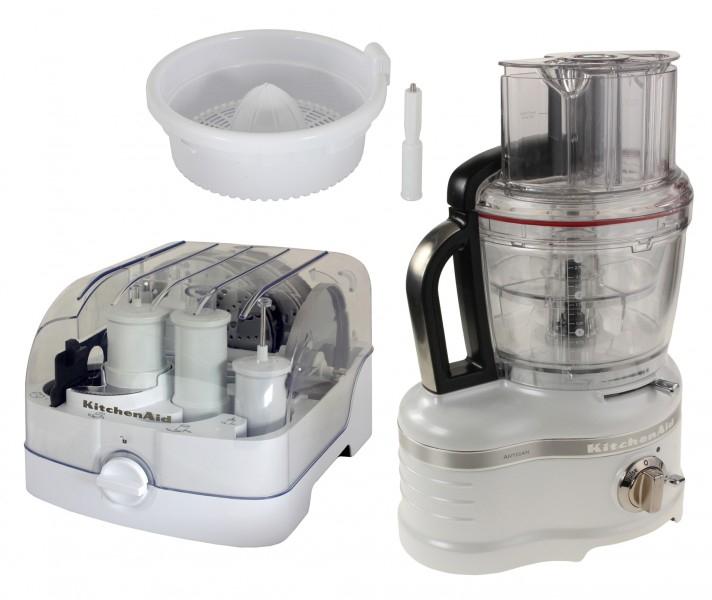 KitchenAid Artisan Food Processor 4L 5KFP1644 für 279€ - Küchenmaschine
