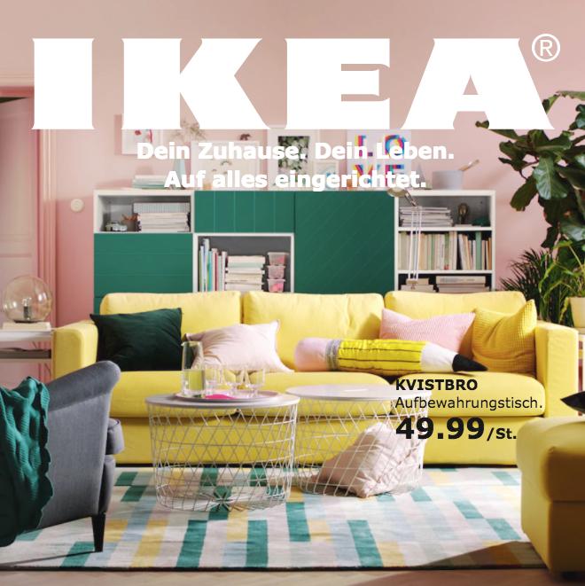Sammeldeal: Neue niedrige Preise bei Ikea im Katalog 2018