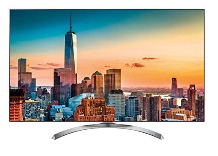 [Amazon - Blitzangebot bis 21 Uhr] LG 65SJ8509 164 cm (65 Zoll) Fernseher (Super Ultra HD, Triple Tuner, Smart TV, Active HDR)
