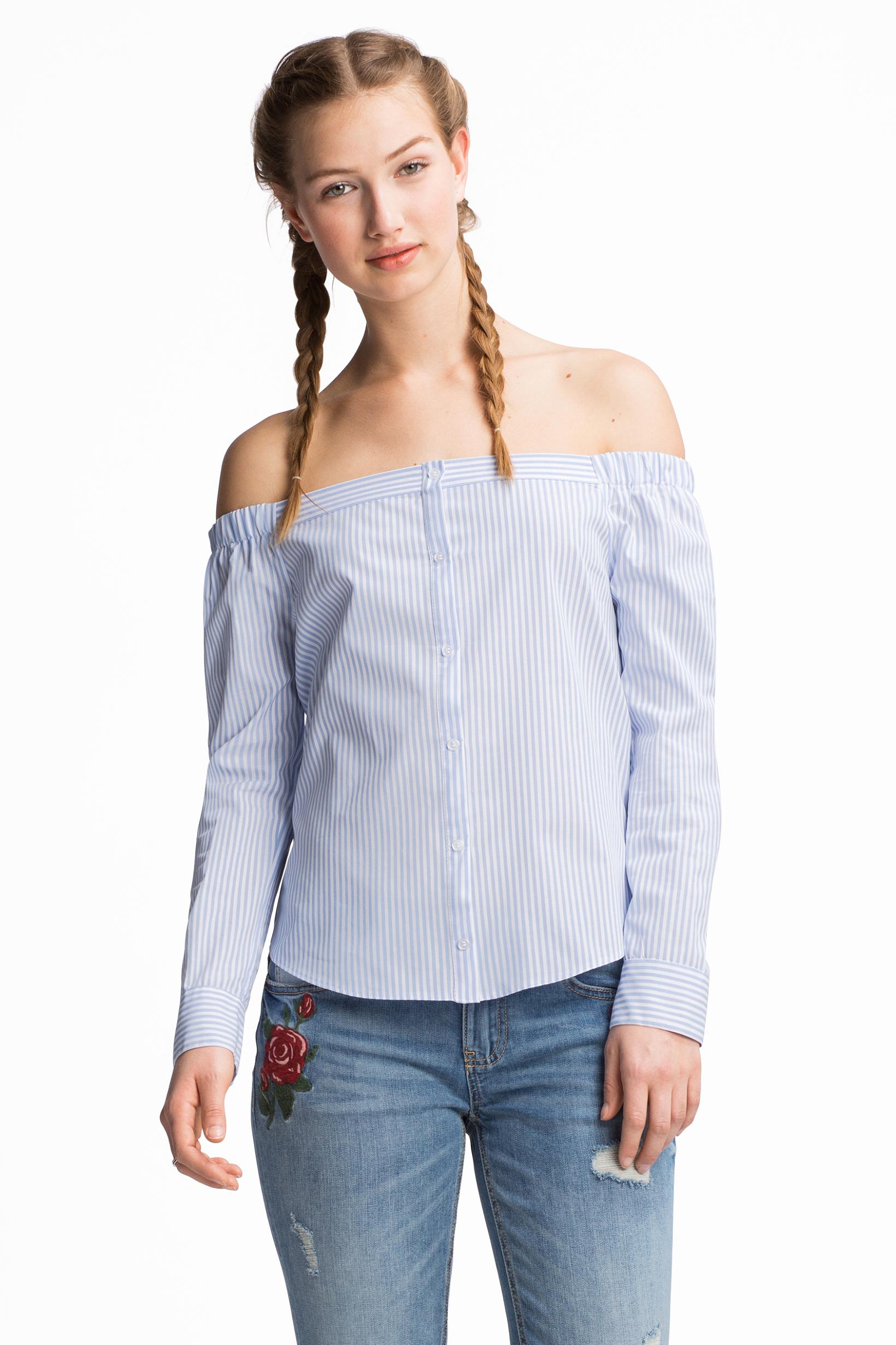 Gratis Versand bei C&A Online, viele Hemden für 3,60€