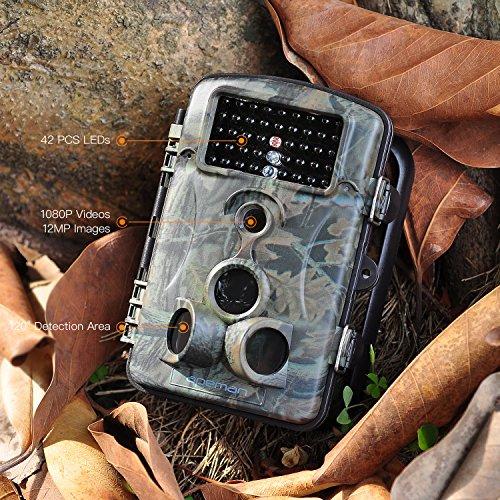 APEMAN Wildkamera H65 oder H68 zum reduzierten Preis