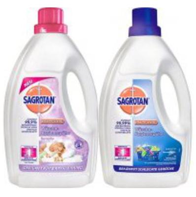 7x Sagrotan (z.B. Hygiene-Spüler) für 1,50€/Stück und somit unter Eigenmarkenpreis bei Real