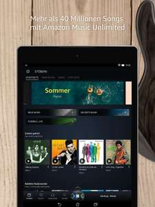 Amazon Music Unlimited 20€ Gutschein via Android Amazon Music App (Neukunden)