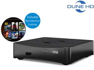 Dune HD TV-206L Solo Lite Media Player (UHD, HDMI, Video on Demand, Sigma Designs SMP8758) schwarz für 105,90 Euro statt 192,79 Euro