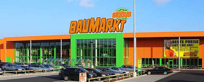 [Lokal] Neueröffnung Globus Baumarkt in Heusweiler - 20% Rabatt vom 26.08.-29.08.2017