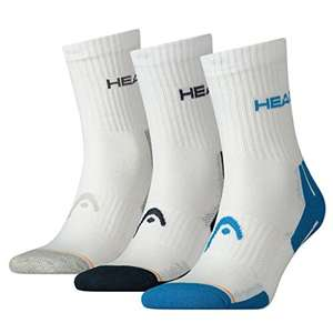 HEAD Performance Crew und Quarter Socken Tennis