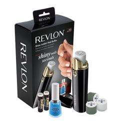 "Nagelpolierer Revlon ""Shine Addict Nail Buffer"" inkl. Batterien für 5€ statt 22,50€ @Mediamarkt"