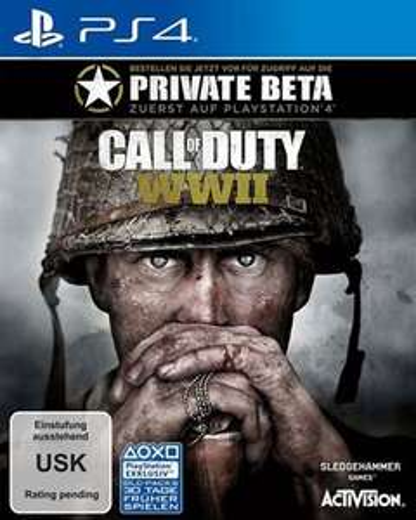 Open Beta für Call of Duty: World War II ab 26.08. [PS4] [HK PSN]
