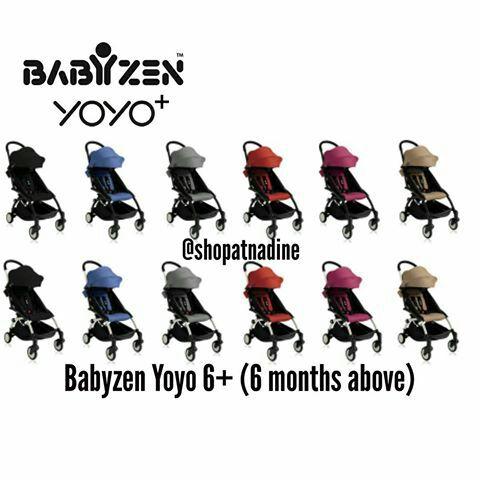 Bestpreis! Babyzen yoyo zen+ Gestell + Textilset alle farben 15%rabatt Buggy mit nur 5Kg bei 18Kg belastbarkeit, Einziger Buggy der offiziell mit ins Handgepäck darf.
