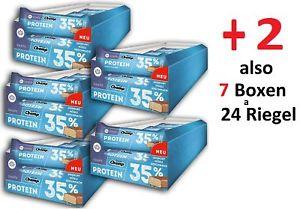 Champ Proteinriegel 7 Boxen 2,85€ Pro Box - MHD 05 - Bereits abgelaufenes Lebensmittel !