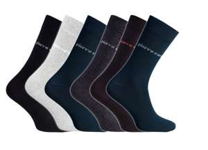 Jetzt auch im 9er Pack für 4,99€: Pierre Cardin Herren Business-Socken bei Outlet46 *UPDATE*