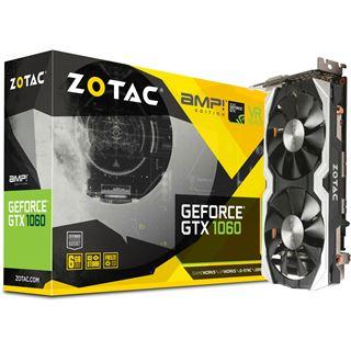 Zotac 1060 AMP 6GB mit Xbox 360 Controller für 259€ + Versand