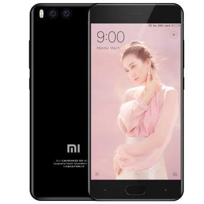 """Xiaomi Mi 6: 5,15"""" FHD IPS, LTE + Dual Sim, Snapdragon 835, 6GB RAM, 128GB ROM, Fingerabdrucksensor, Wlan ac, NFC, BT 5.0, Andrid 7.1 für 357,26€ (Gearbest)"""