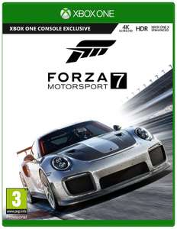 Forza Motorsport 7 (Disc) für 42,92€ vorbestellen [Amazon.co.uk]