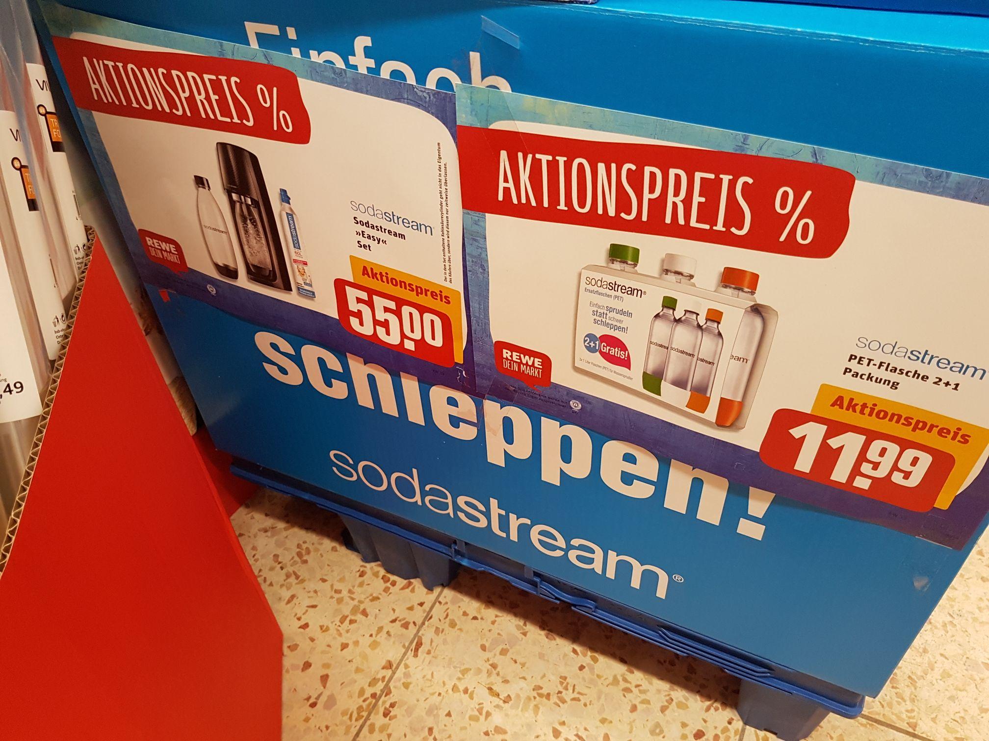 [Lokal HH Schnelsen] Soda Stream Easy in schwarz
