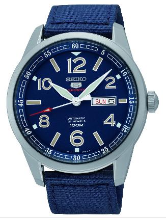 [allyouneed.com] Seiko 5 Sports SRP623K1 Herren Automatik-Uhr für 113€ incl. Versand!