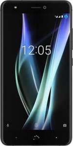 BQ Aquaris X Dual-SIM (5,2'' FHD, Snapdragon 626 , 3GB RAM, 32GB eMMC, 16MP + 8MP Kamera, 3100mAh mit Quick Charge, Android 7.1)  [Amazon.it]