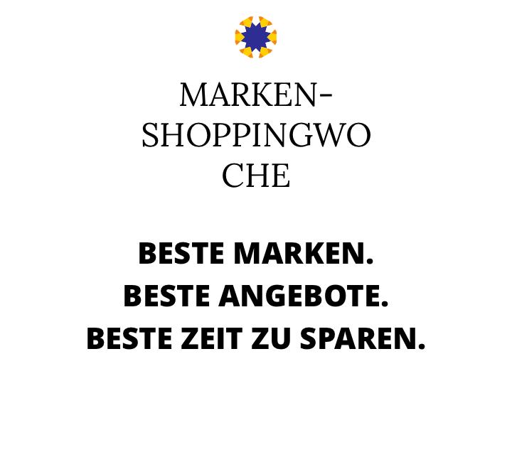 AliExpress Marken Shopping Week