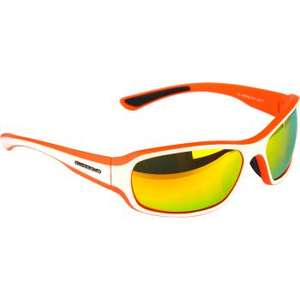 Swiss Eye Freeride - stylische Sportbrille in Neon-Gelb und Orange