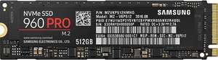 [Amazon.fr] Samsung 960 Pro 512GB (NVMe - M.2) SSD mit MLC-Speicher |  PVG - 22%