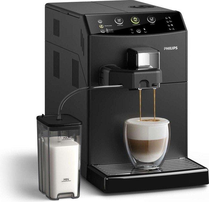 Philips Saeco HD8829/01 3000 Kaffeevollautomat (5-stufiges Keramikmahlwerk, Milchaufschäumer) für 211,65€ [Ebay Plus] bzw. 249€ [Mediamarkt]