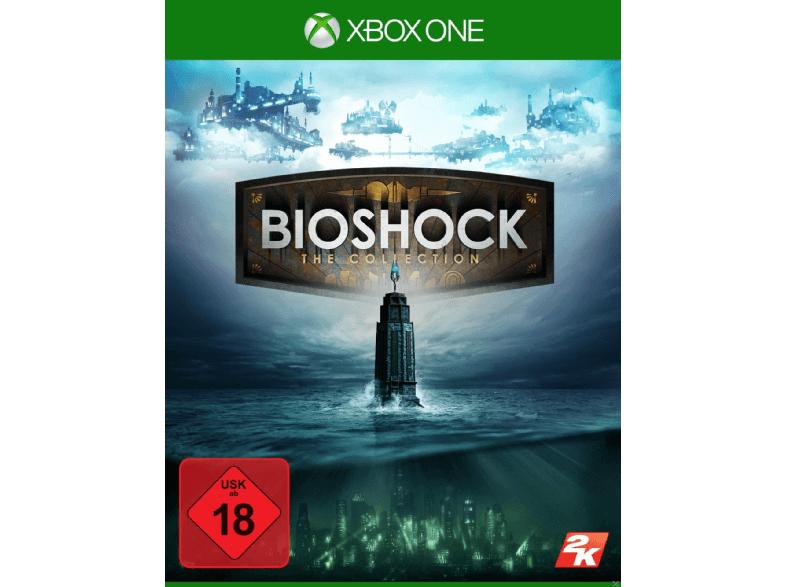 NBA 2K17 (PS4 / XBO) für 13€ & Bioshock: The Collection (XBO) für 15€ [Saturn Abholung]