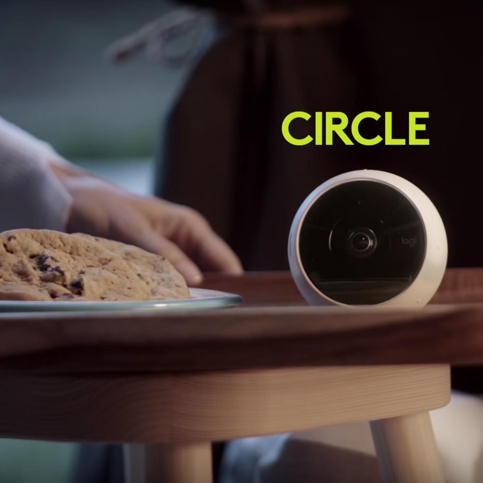 Logitech Circle 2 Wireless für 159,89€ bei Gravis - wetterfeste Überwachungskamera *UPDATE*