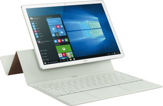 Huawei MateBook Detachable (12'' QHD IPS Touch, m3-6Y30, 4GB RAM, 128GB SSD, inkl. bel. Tastaturdock) für 479€ oder mit (m5-6Y57, 8GB RAM, 256GB SSD) für 679€ [Vmall]
