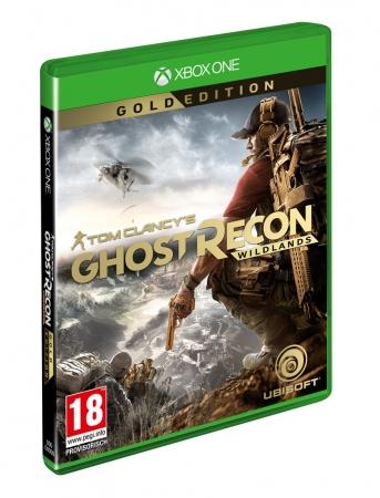 Ghost Recon wildlands Gold edition für xbox one