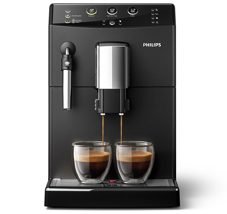 Reduzierte Kaffeevollautomaten bei Amazon / Philips HD8827/01 3000 Serie 249€ / Philips EP3550/00 399€ / Saeco HD8914/01 Incanto 429€ / + Gratis Zugabe im Wert von 24,99€