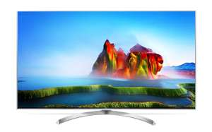 [Amazon] LG 55SJ8109 139 cm (55 Zoll) Fernseher (Super Ultra HD, Triple Tuner, Smart TV, Active HDR)