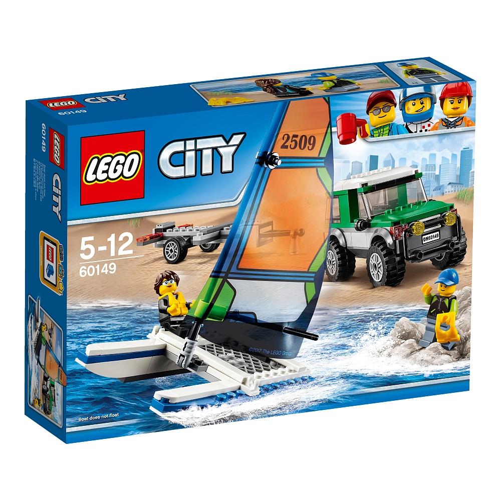 4 verschiedene Lego City Sets für je 9,98€ bei [ToysRUs + Amazon Prime] *Update*