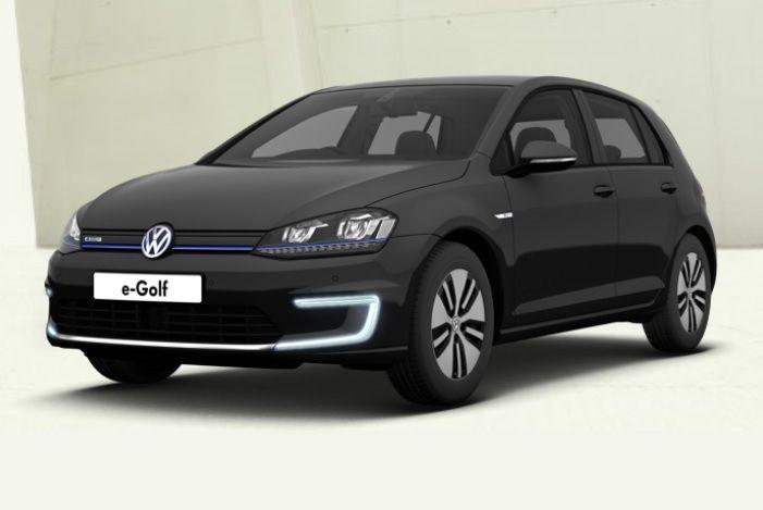 [Privat- und Gewerbe-Leasing] VW e-Golf inkl. Umweltprämie jetzt für 119 EUR