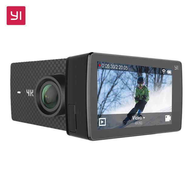 Original Yi 4k+ (inkl. Waterproof Case) 274,49€ - Yi 4k (weiß 148€, schwarz 157€) Versand aus DE (Hannover) - Official Yi Store AliExpress