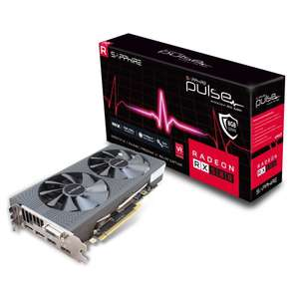 AMD RX 580 8GB Sapphire Pulse [Amazon.fr]