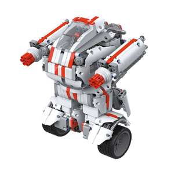 Lego Technik war gestern: Xiaomi MITU BUILDER - Selbstbalancierender Roboter/Dinosaurier