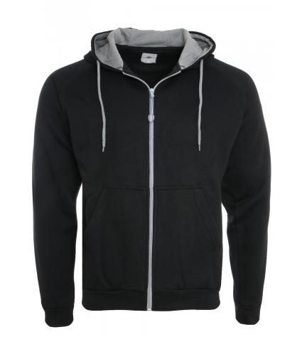 Herren Kapuzenjacke von STARLING in 3 Farben mit mehr Baumwolle als erwartet für je 9,99€