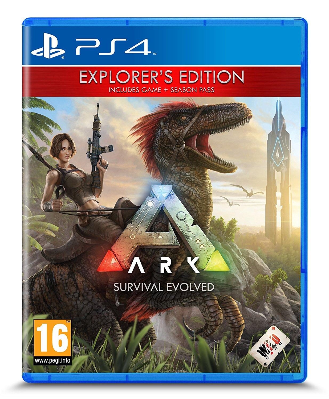Ark: Survival Evolved - Explorer's Edition (Grundspiel + Season Pass + Scorched Earth) (PS4) für 45,98€ [Amazon.co.uk]