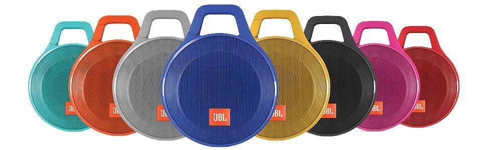 JBL Clip Bluetooth-Lautsprecher für 19,99€ [Ebay]