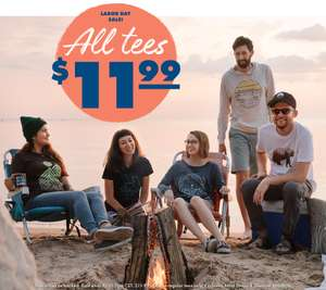 Threadless Shirts 11.99$ + Alles andere -40% Sale