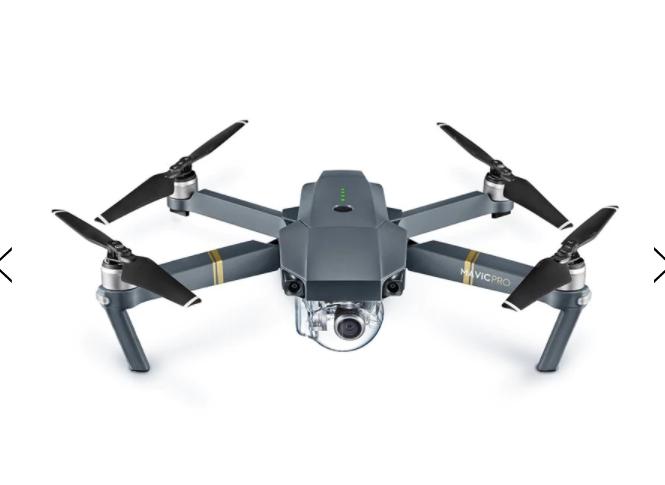 DJI Mavic Pro Mini RC Quadcopter erneut reduziert um 23% | 841,29€