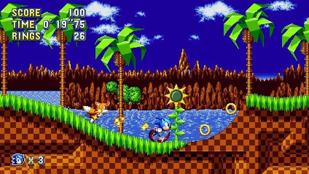 [Steam] Sonic Mania für 13,79€ @GameBillet
