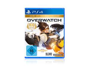 Overwatch - GOTY-Edition (PS4 / XBO / PC) für 34,99€ [Gamestop]