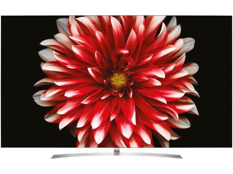 LG OLED 65B7D (65'' UHD OLED HDR10 HLG Dolby Vision, 100Hz nativ, 10Bits + 1000Nits, Triple Tuner, 3x USB, LAN + WLAN mit Smart TV, VESA, EEK A) für 2888€ [Saturn + Amazon]