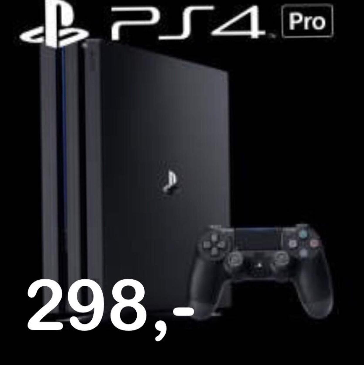 PS4 Pro in Fürth bei Nürnberg - Black Angebot