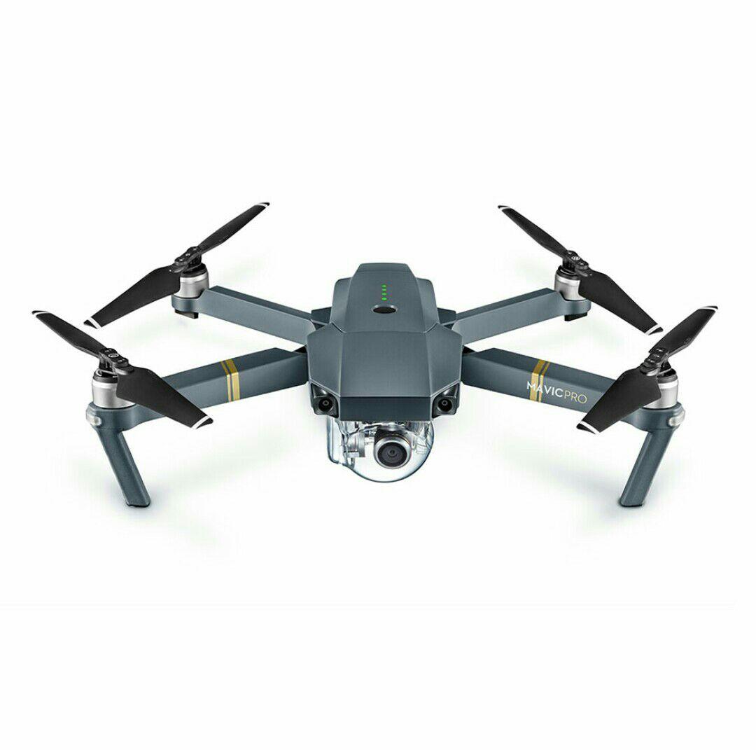DJI Mavic Pro (TomTop) - 4K Drohne