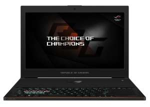 [Amazon oder MM] Asus ROG Zephyrus GX501VI-GZ020T 39,62 cm (15,6 Zoll Full HD) Notebook (Intel Core i7-7700HQ, 24GB RAM, 512GB SSD, NVIDIA GeForce GTX 1080, Win 10 Home) schwarz + Asus ROG Bundle (316,99€)