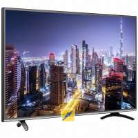 Hisense H49M3000 TV (49'' UHD Edge-lit Dimming HDR, Triple Tuner, 4x HDMI + Scart, 3x USB, LAN + WLAN mit Smart TV, CI+, VESA, EEK A) für 399,60€ [Technikdirekt]
