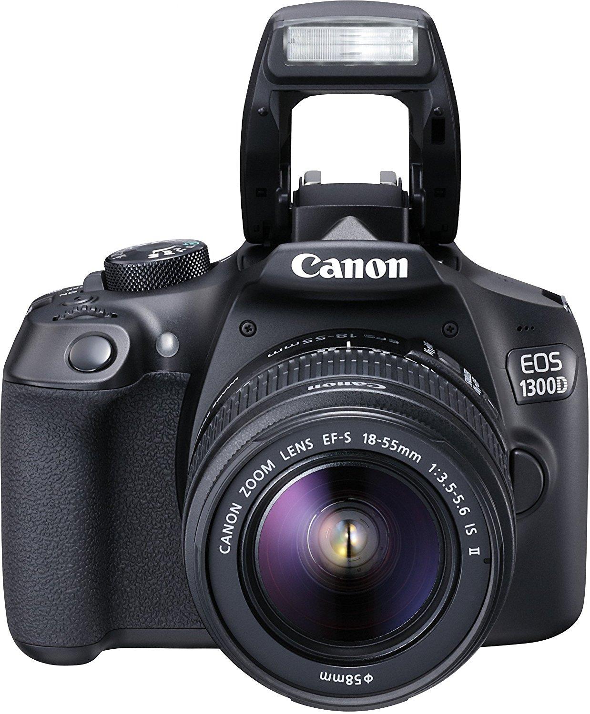 (lokal) Canon EOS 1300D +EF-S 18-55MM III + Canon Tasche+ 8GB SDHC+ 30€ Gutschein