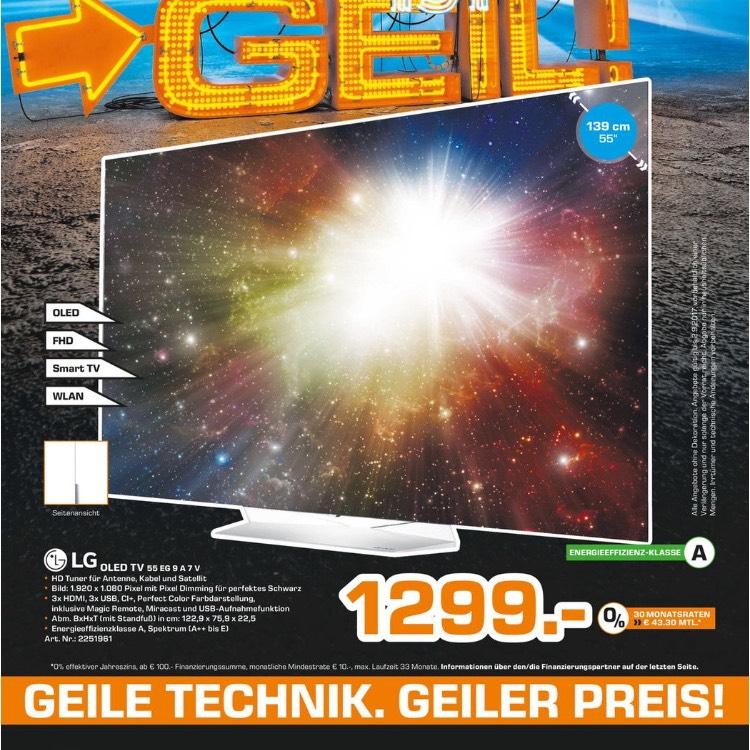 LG Oled 55 EG9A7V